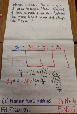 fraction flip x word problems